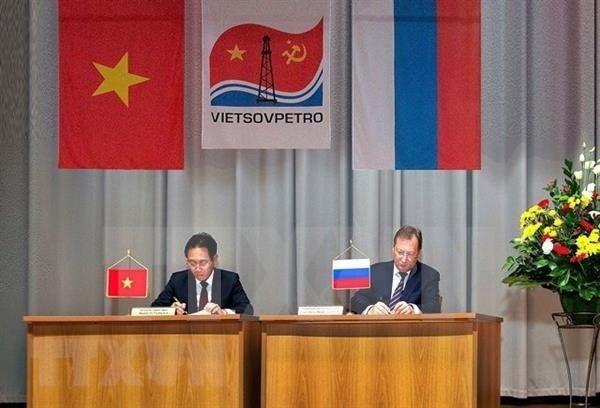 Vietnam y Rusia consolidan cooperacion en industria petrolera hinh anh 1