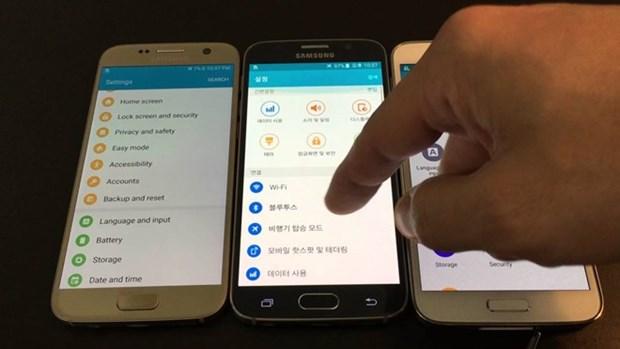 Casi la mitad de los vietnamitas accede al internet mediante telefonos moviles hinh anh 1