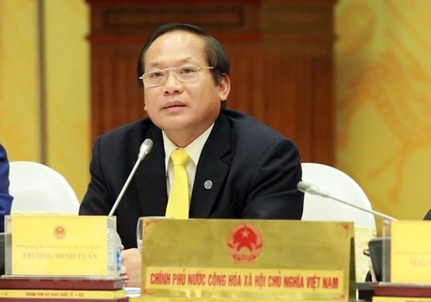 Buro Politico de Vietnam anuncia medidas disciplinarias contra funcionarios vinculados al caso de AVG hinh anh 1
