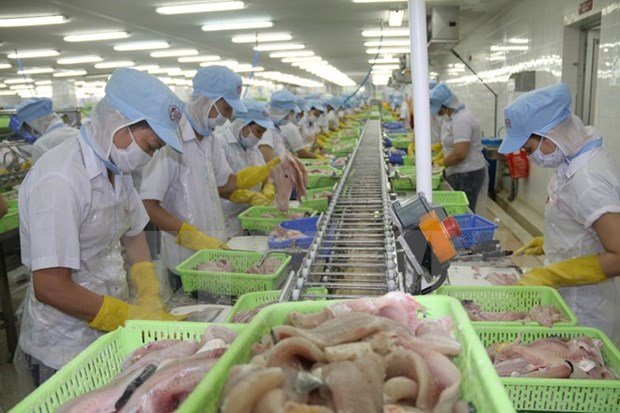 Economia vietnamita registra alentador crecimiento en segundo trimestre de 2018 hinh anh 1