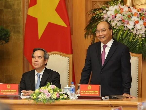 Vietnam se empena en atraer expertos en ciencia y tecnologia, afirma premier hinh anh 1