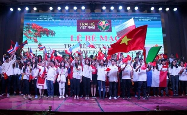 Inauguran Campamento de Verano en Vietnam para jovenes residentes en el exterior hinh anh 1