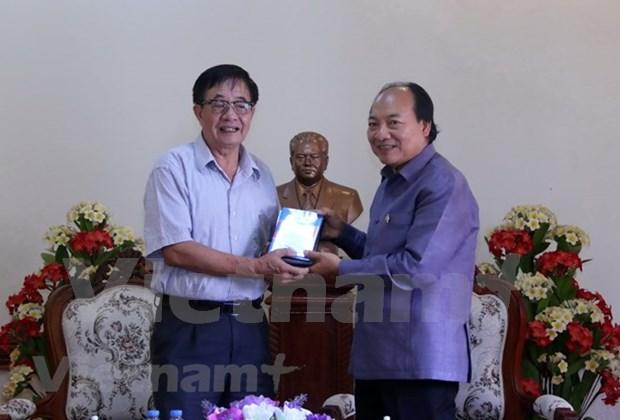 Vietnam entrega a Laos pelicula sobre primer presidente de ese pais, Souphanouvong hinh anh 1