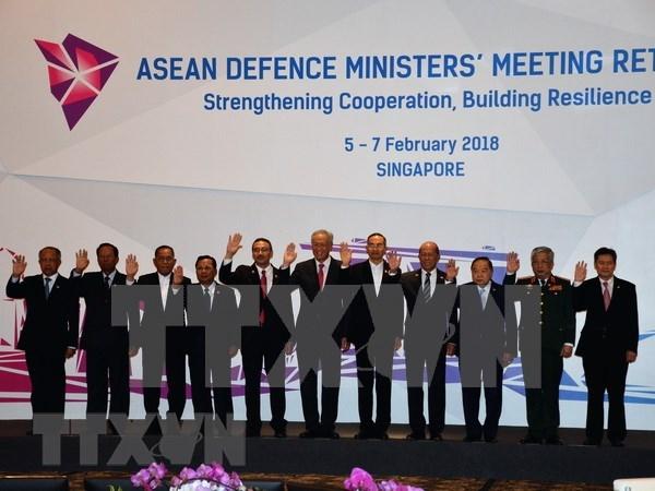 Vietnam dispuesto a contribuir a elevar capacidad de ASEAN para misiones de paz hinh anh 1