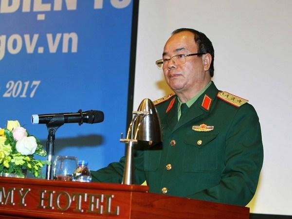 Comienzan en Vietnam curso de entrenamiento de expertos para la Mision de ONU hinh anh 1