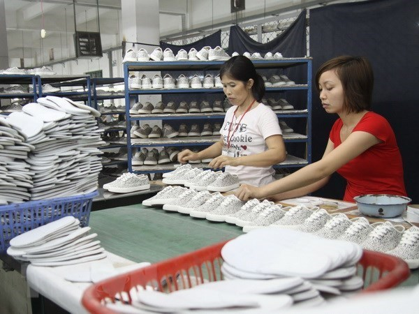 Vietnam y la India mantienen fuertes lazos en comercio de cuero y calzado hinh anh 1