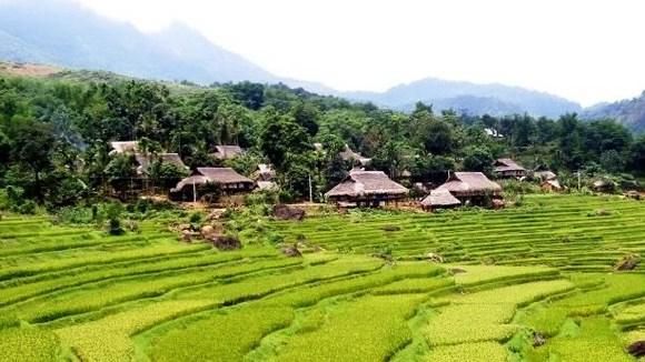 Turismo comunitario beneficia a distrito montanoso en provincia vietnamita de Thanh Hoa hinh anh 1