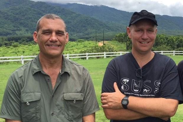 Tailandia concedio inmunidad diplomatica a buzos australianos durante operacion de rescate de ninos en cueva hinh anh 1