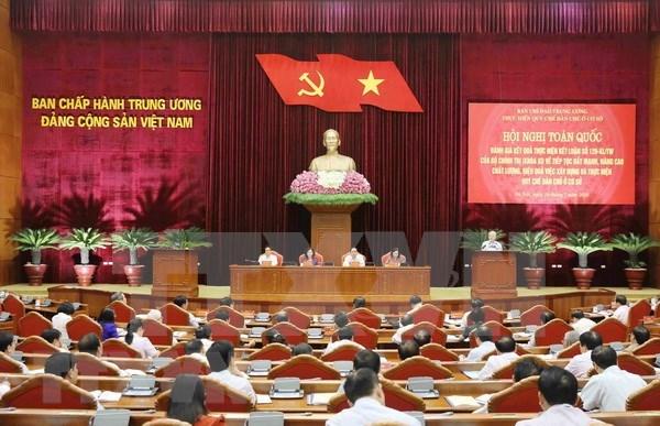 Garantia de la democracia: fuerza impulsora para avance de Vietnam hinh anh 1