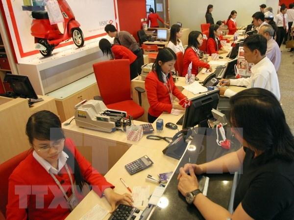 Aplican tecnologias 4.0 en sector bancario de Vietnam hinh anh 1