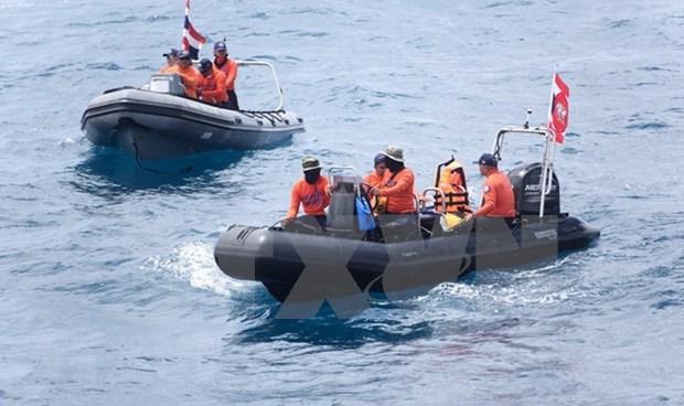 Tailandia recupera ultimo cadaver de naufragio en Phuket hinh anh 1