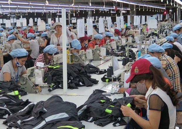 Economia de Vietnam preve un crecimiento de 6,6 por ciento en 2018, segun FMI hinh anh 1