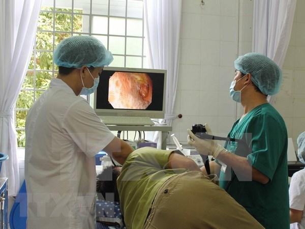 Estados Unidos entrega a provincia vietnamita un centro medico reconstruido hinh anh 1