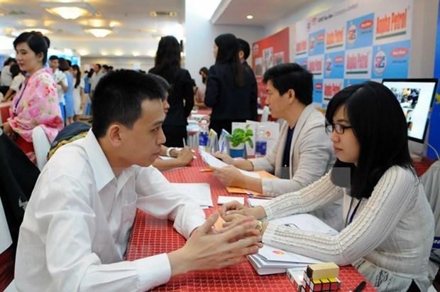 Ciudad Ho Chi Minh requiere 78 mil nuevos trabajadores para satisfacer demanda del mercado hinh anh 1
