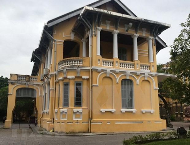 Antigua ciudad imperial Hue preserva arquitectura francesa hinh anh 1