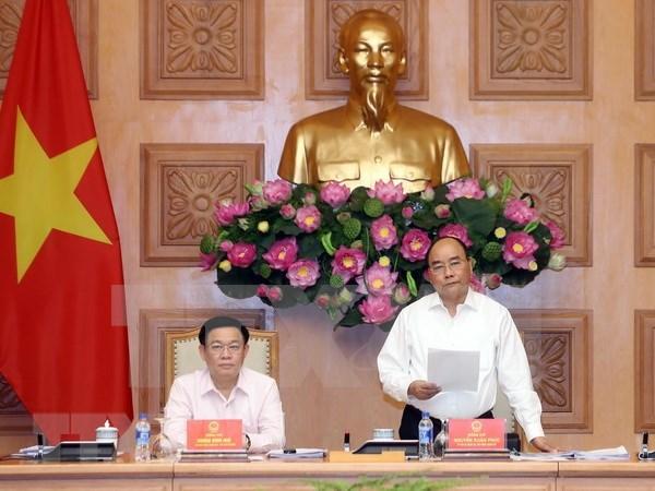 Premier de Vietnam llama a propuestas de expertos sobre politicas monetarias hinh anh 1