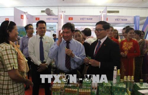 Nutrida participacion en exposicion ASEAN en Ciudad Ho Chi Minh hinh anh 1