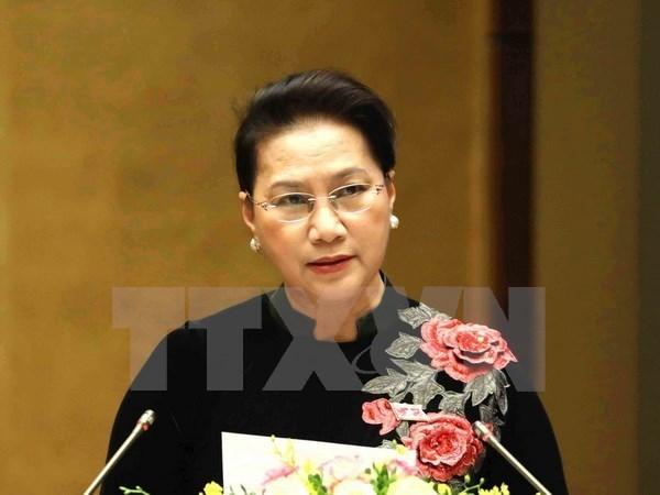 Felicitacion vietnamita a nuevo presidente de la Camara Baja de Malasia hinh anh 1