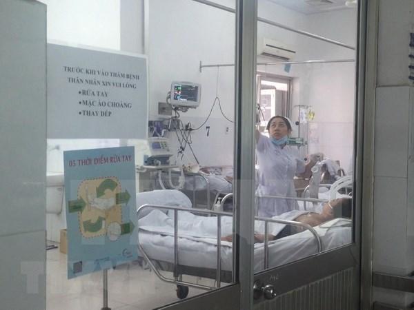 Reportan otros dos fallecidos por virus A (H1N1) en localidades survietnamitas hinh anh 1