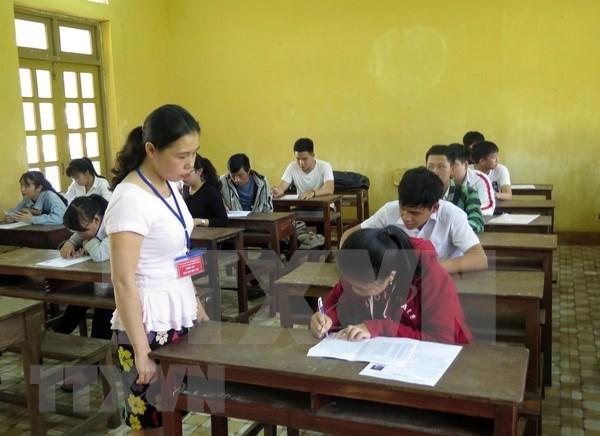 Vietnam amplia investigacion sobre irregularidades en prueba final de bachillerato hinh anh 1