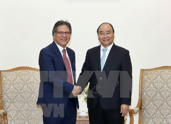 Premier de Vietnam alaba experiencias de Malasia en reforma institucional hinh anh 1