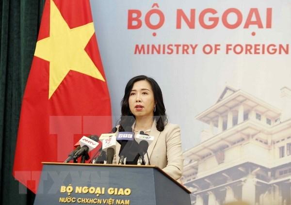 Vietnam trabaja para ratificar CPTPP hinh anh 1