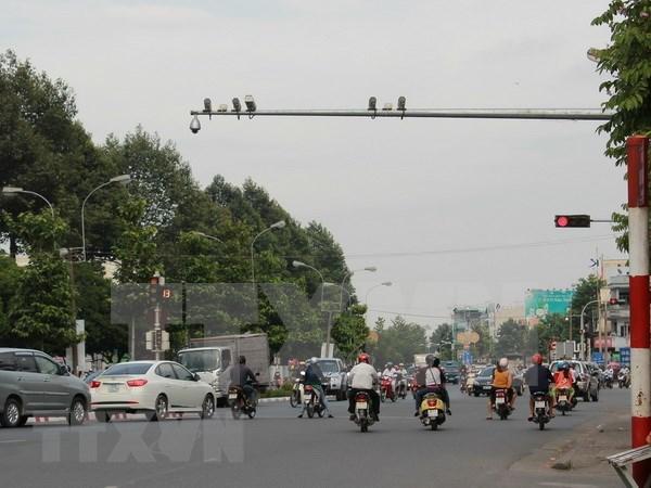 Laos aumenta 10 veces importe de multas por exceso de velocidad hinh anh 1