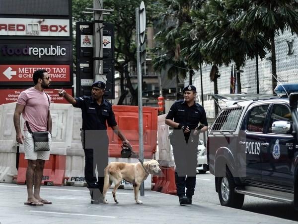 Malasia detiene a siete sospechosos de estar vinculados con Estado Islamico hinh anh 1