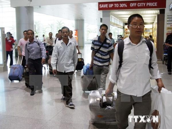 Republica Checa suspende concesion de visados a trabajadores vietnamitas hinh anh 1