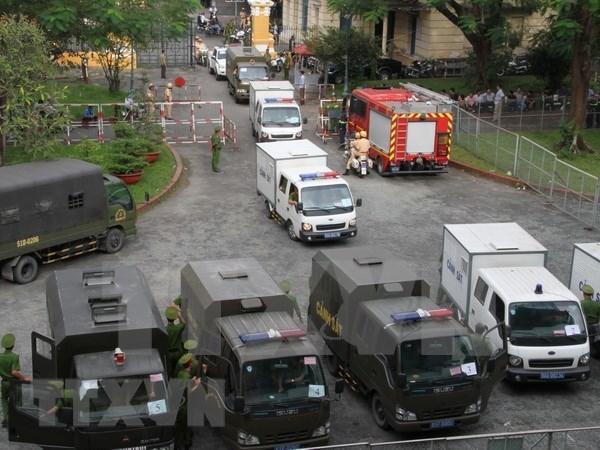 Vietnam refuerza lucha contra acciones terroristas de fuerzas hostiles hinh anh 1