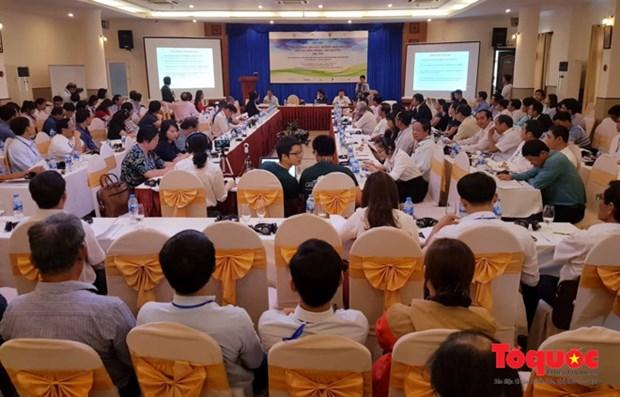 Debaten en provincia centrovietnamita medidas para proteger la biodiversidad hinh anh 1