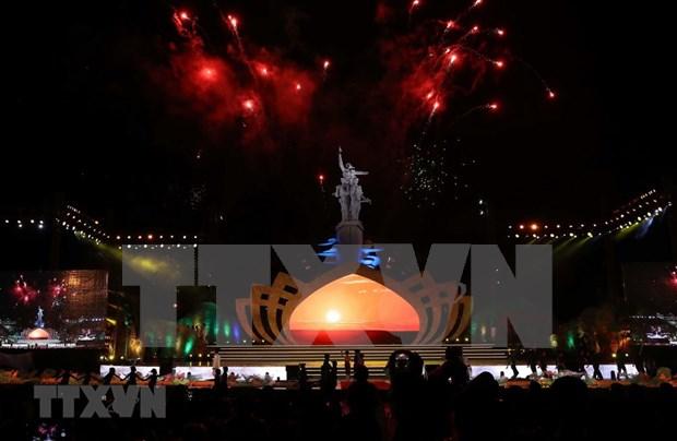 Premier vietnamita destaca significado de victoria de Dong Loc en Ha Tinh hinh anh 1