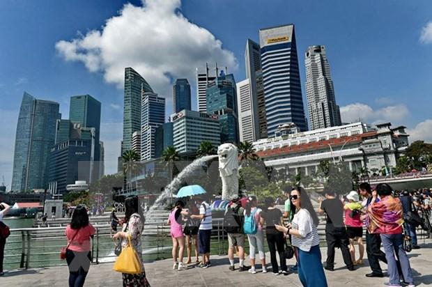 Singapur registra fuerte aumento de turistas de la India hinh anh 1