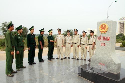 En buena marcha nexos entre provincia survietnamita de Kien Giang y localidades camboyanas hinh anh 1