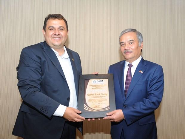 Promueven cooperacion entre localidades vietnamitas y mexicanas hinh anh 4