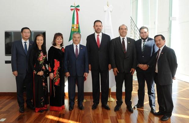 Promueven cooperacion entre localidades vietnamitas y mexicanas hinh anh 3