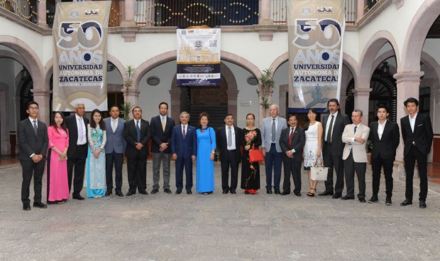 Promueven cooperacion entre localidades vietnamitas y mexicanas hinh anh 5