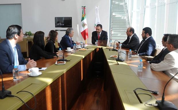 Promueven cooperacion entre localidades vietnamitas y mexicanas hinh anh 1