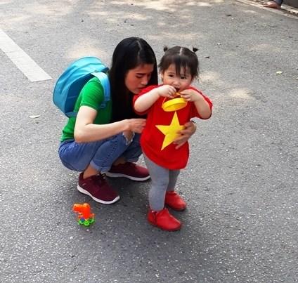 Ninos en Vietnam, el rostro de la felicidad hinh anh 6