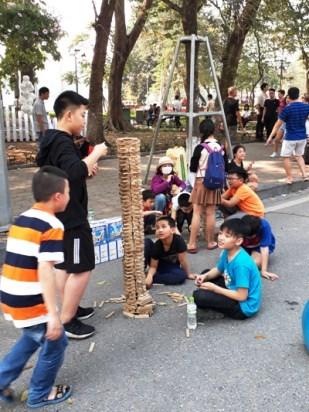 Ninos en Vietnam, el rostro de la felicidad hinh anh 2