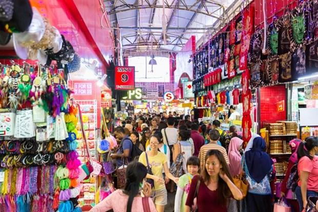 Singapur registra leve aumento de inflacion en junio hinh anh 1