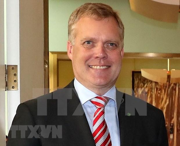 Presidente de Camara de Representantes de Australia inicia hoy su visita a Vietnam hinh anh 1