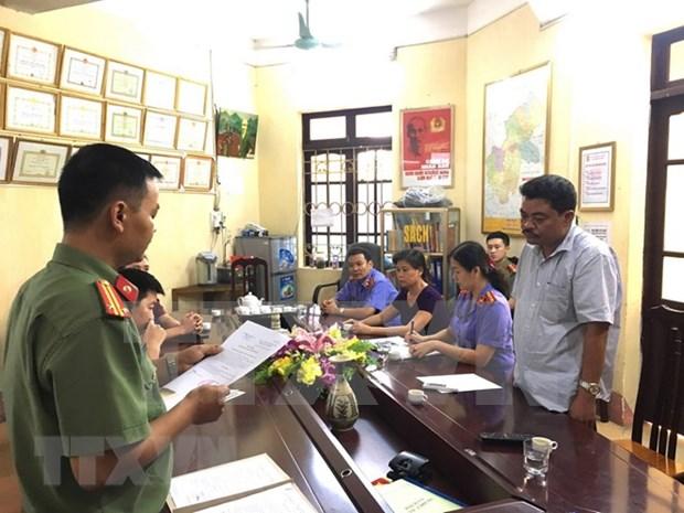 Amplian pesquisa sobre fraudulenta calificacion de pruebas de bachillerato en Vietnam hinh anh 1