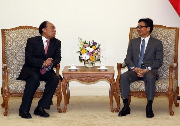 Vietnam prioriza el desarrollo de la tecnologia de la informacion, afirma vicepremier hinh anh 1