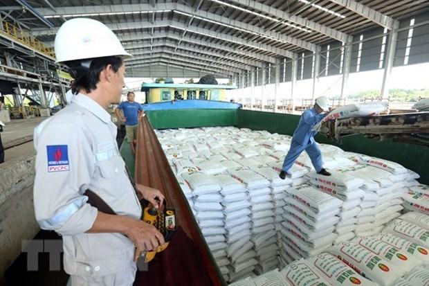 Grandes aportes al presupuesto del Complejo de Gas-Energia-Fertilizante de provincia vietnamita de Ca Mau hinh anh 1