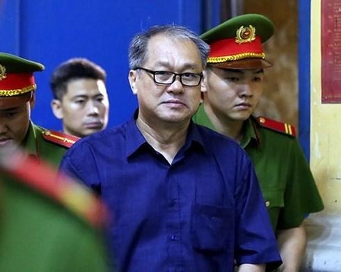 Reanudan juicio contra caso por violaciones en banco VNCB de Vietnam hinh anh 1
