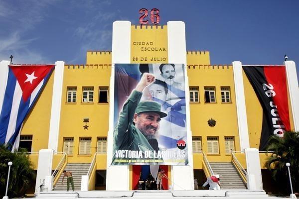 Vietnam felicita a Cuba por aniversario del Asalto al Cuartel Moncada hinh anh 1