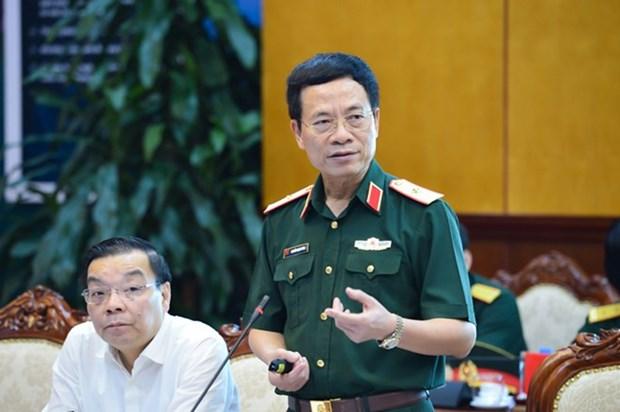 Premier de Vietnam delega en director de Viettel el Ministerio de Informacion y Comunicacion hinh anh 1