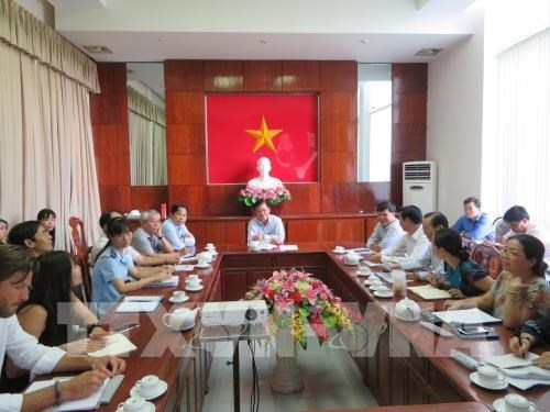 Ciudad vietnamita de Can Tho coopera con Paises Bajos en recoleccion automatica de residuos hinh anh 1