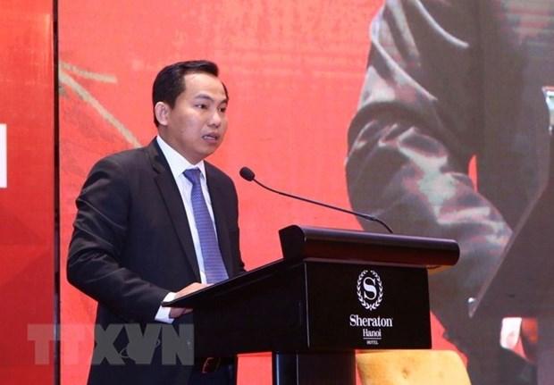 Cumbre empresarial Vietnam 2018 centra sus debates en inteligencia artificial hinh anh 1